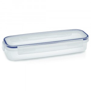 Addis Clip & Close Bacon Size Storage Box 1 Litre