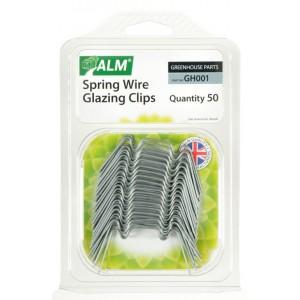 ALM Spring Wire Glazing Clips