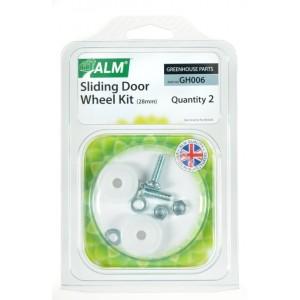 ALM Sliding Door Wheel Kit