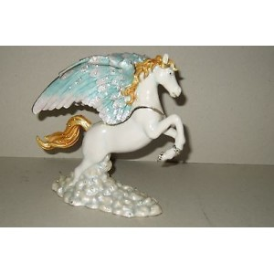Arora Hidden Treasures Pegasus LIMITED EDITION Trinket Box