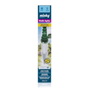 Minky Multi Spike Outdoor Rotary Airer Accessory 26mm-50mm