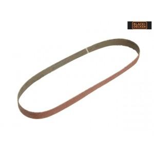 Black & Decker Powerfile Sanding Belts 455mm x 13mm Pack 3