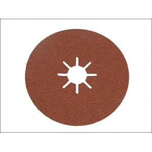 Black & Decker Fibre Discs 40g 115mm x 22mm Pack 5