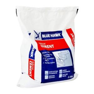 Blue Hawk Quick Set Cement