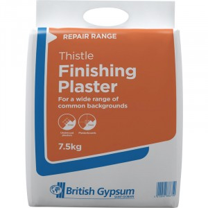 British Gypsum Thistle Finishing Plaster 7.5kg