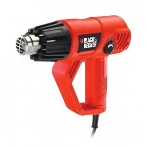 Black & Decker KX2001K-GB Heat Gun 2000W Kit & Kit Box
