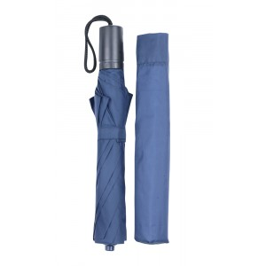 Charles Buyers Blue Umbrella Folding