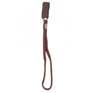 Charles Buyers Brown Wrist Cord