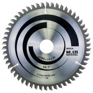 Bosch Circular Saw Multi 190x30x54