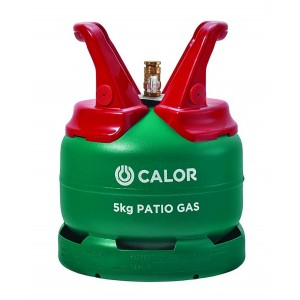 Calor Propane Gas Patio 5kg