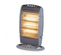 Warmlite Three Bar Halogen Heater 1200W
