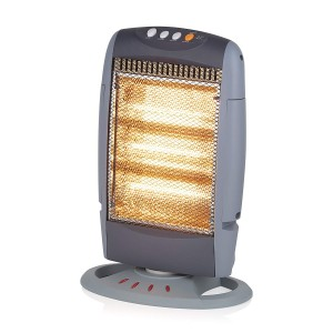 SupaWarm Three Bar Halogen Heater 1200W