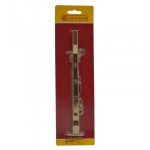 "Centurion PB Traditional Pattern Locking Casement Stay 250mm (10"")"
