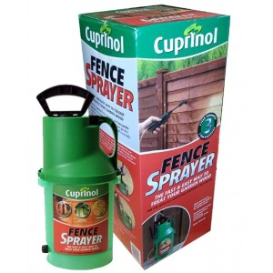 Cuprinol Fence Pump Sprayer Manual