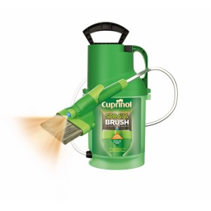Cuprinol Spray And Brush 2 In 1