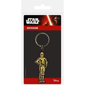 Disney Star Wars C3PO Key Ring 4.5 x 6cm