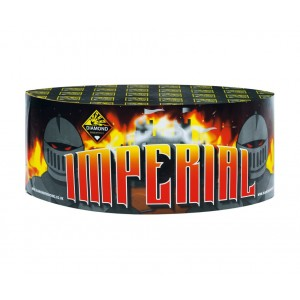 Diamond Fireworks Imperial 142 Shot Barrage
