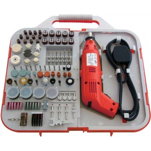 Amtech 162pc Mini Drill & Bit Set