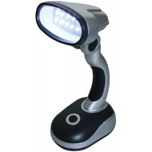 Amtech 12 LED Desk Lamp