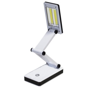 Amtech Rechargeable USB COB Folding Table Lamp