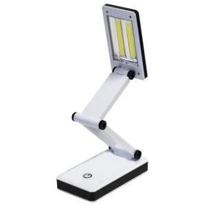 Amtech Rechargeable USB COB Folding Table Lamp