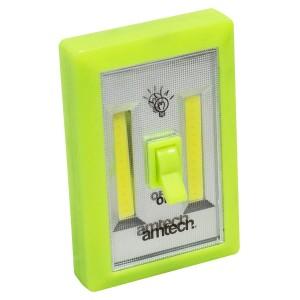 Amtech 6W COB LED Luminous Switch Light