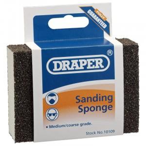 Saint-Gobain Flexible Sanding Sponge Medium/Coarse