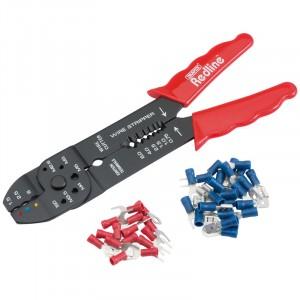 Draper 200mm 4 Way Crimping Tool Kit
