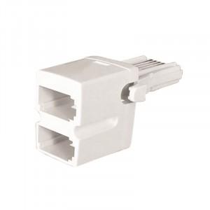 Jegs 2-Way Telephone Adaptor
