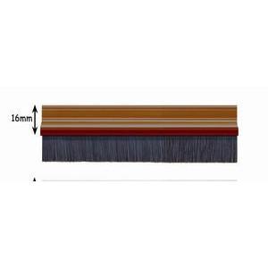 Exitex Brush Strip Brown
