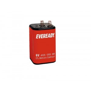 Eveready PJ996 Carbon Zinc Battery