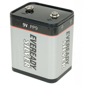 Eveready PP9 Transistor Battery