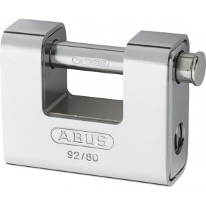 Abus Steel Covered Monobloc 92 Series