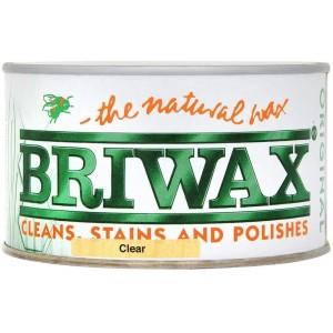 Briwax Toluene Free Natural Wax 370g