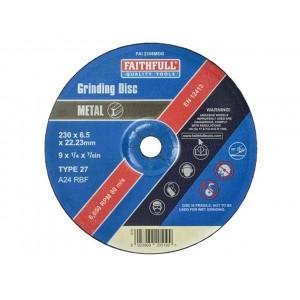 Bosch Metal Grinding Disc 230 x 6.5 x 22mm