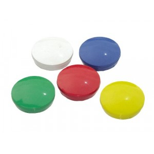 30mm Planning Magnets (Pack of 5)