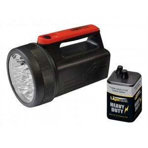 Al Fresco LED 8 LED Spotlight C/W 6V Battery 996