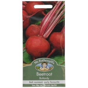 Mr.Fothergill's Beetroot Boltardy Seeds