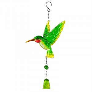Fountasia Hummingbird Bell Wind Chime