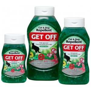 Get Off Cat & Dog Repellent Crystals 400g