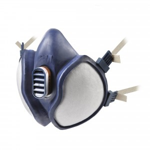 3M 4251 Organic Vapour/Particulate Respirator Full Mask