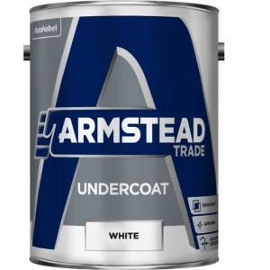Armstead Undercoat White 5 Litre