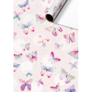 Wimmel Wrapping Paper Coated 70cm x 2m Iniki