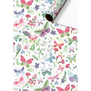 Wimmel Wrapping Paper Coated 70cm x 2m Cornelia