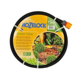 Hozelock Porous Soaker Hose 15m