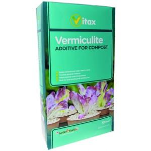 Vitax Vermiculite 10 Litre