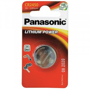 Panasonic Cr2450 Cd1 Lithium Battery