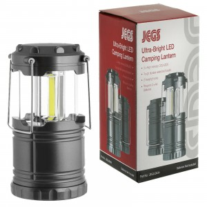 Jegs LED Collapsible Camping Lantern 300 Lumens