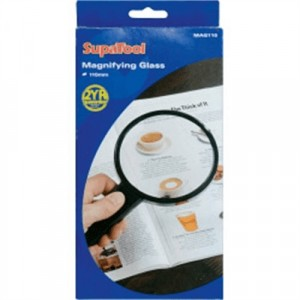SupaTool Magnifying Glass 110mm