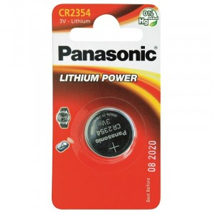 Panasonic Cr2354 Cd1 3V Coin Lithium Battery
